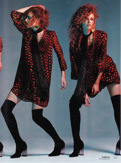 Smith Vanders for Glamour
