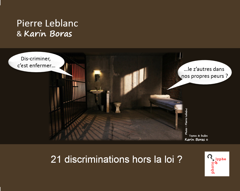 couverture 21 discriminations hors la loi