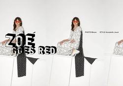 Zoé Lou for Red Milk magazine