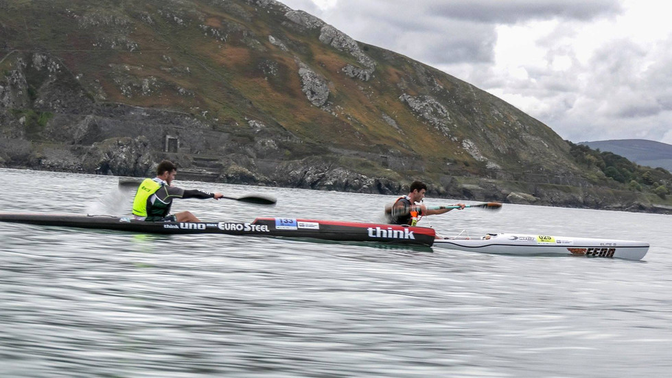 Irish Coast Paddle Championships