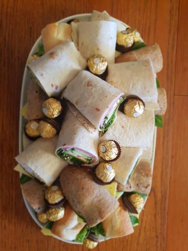 sandwhich platter