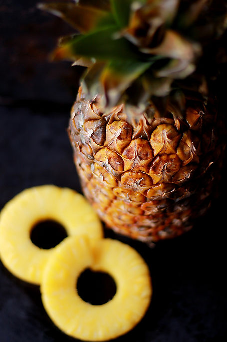 Pineapple cut