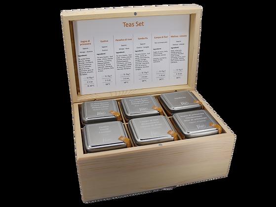 Kesri Tea Box