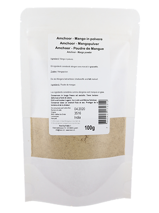 Amchoor - Mango in polvere