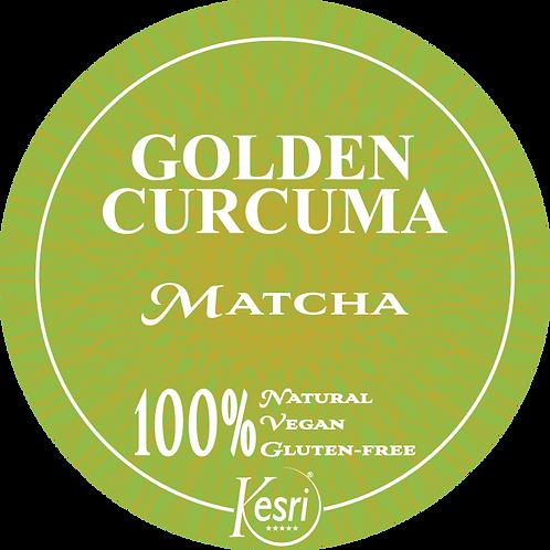 Golden Curcuma Matcha