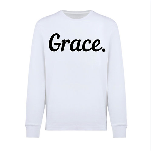 Grace Period - Unisex Crewneck Sweatshirt