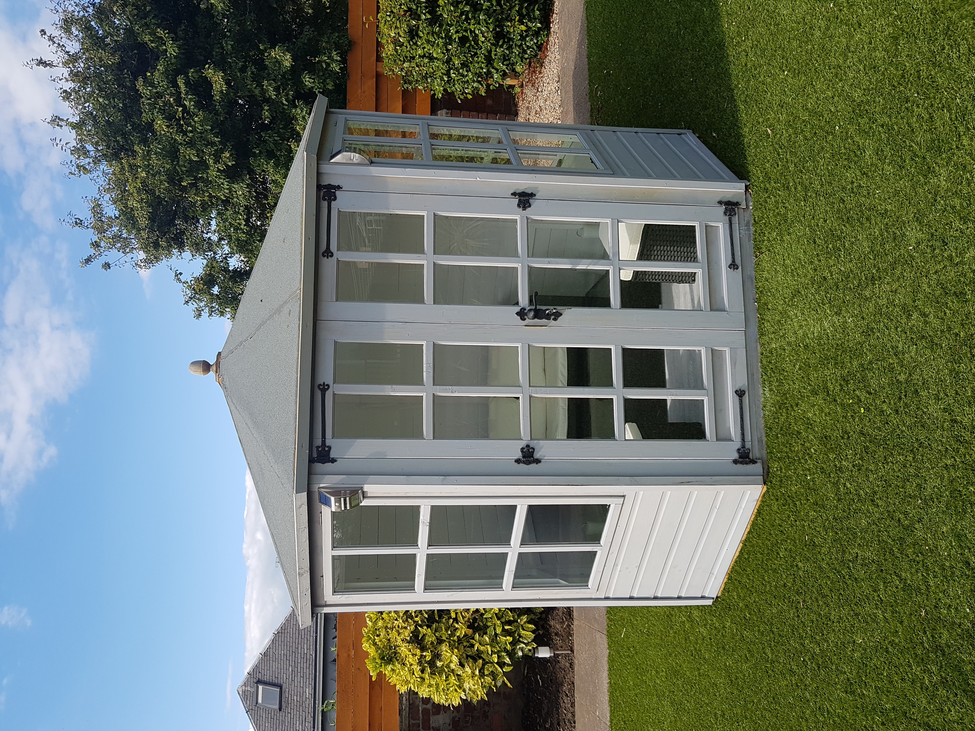 Summerhouse Painted