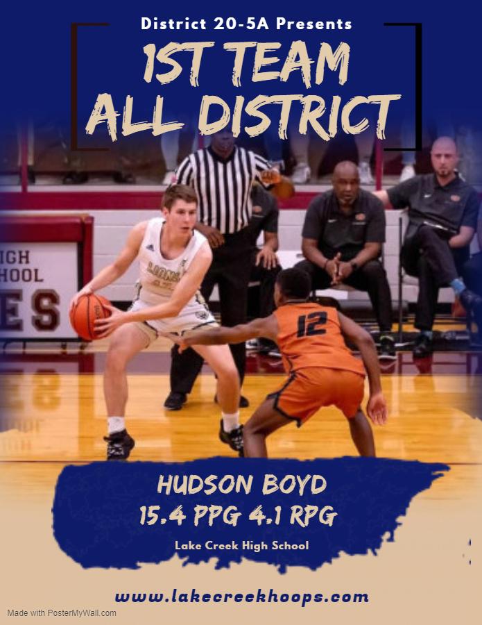 Hudson Boyd