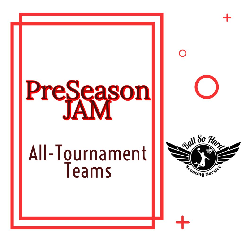 Pre-Season Jam All Tournament Team