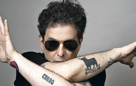 Andres Calamaro en Lima Marzo 2020