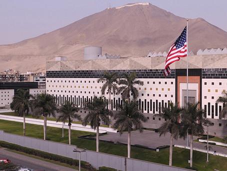 Embajada de Estados Unidos en Lima-Perú