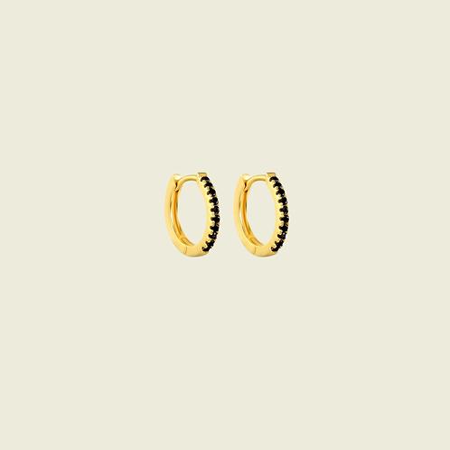 Zircon B mini hoops - Beconcept