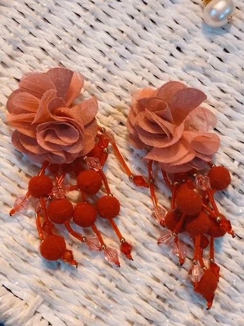 Aretes Rose
