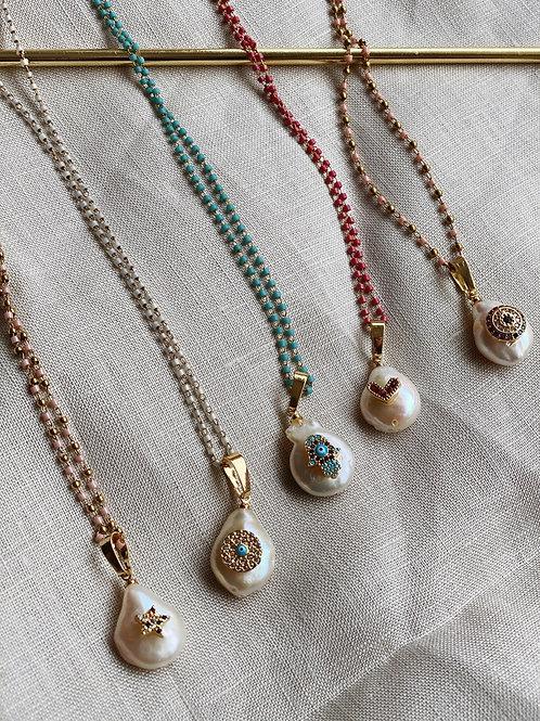 Cadenitas perla madre - Beconcept