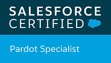 Salesforce Pardot Specialist Badge