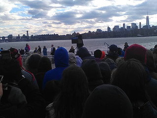 Bernie Sanders Rally in Greenpoint, Brooklyn