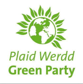 Logo of the Green Party in Wales