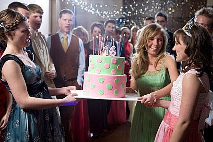 Sweet 16 celebration