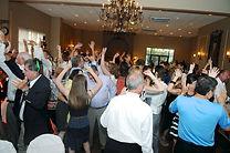 Packed dance floor