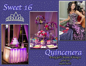 Sweet 16 and Quinceanera images