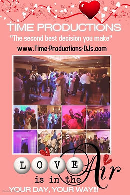 Time Productions DJ's Wedding Pictures