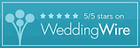 WeddingWire review link