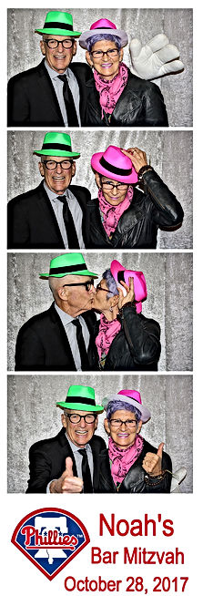 Bar Mitzvah Photo Strip