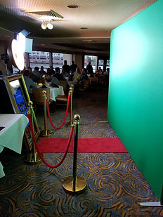 Time Productions Mirror Booth & Green Screen