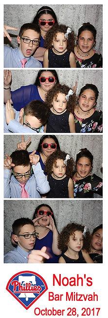 Bar Mitzvah Photo Strip