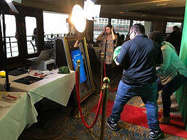 Mirror Booth in action