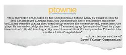Ptownie Review