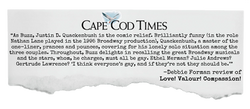 Cape Cod Times Review