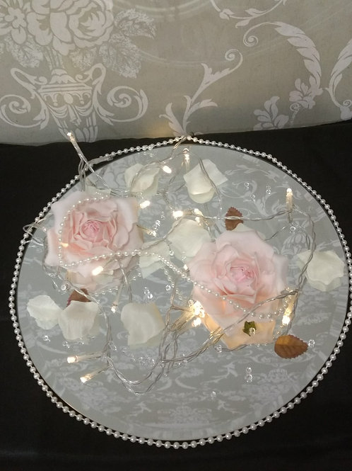 30cm Mirror Plate