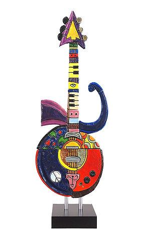 Purple Rain Guitar - $950