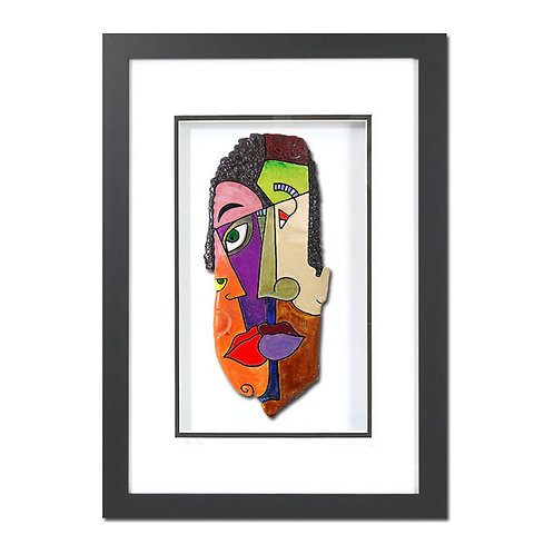 """ Love Faces ""- $1500"