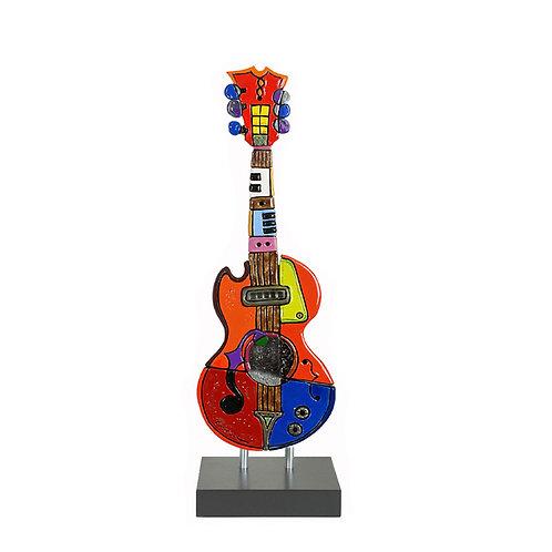 """"""" Colorful Guitar """"- $700"""