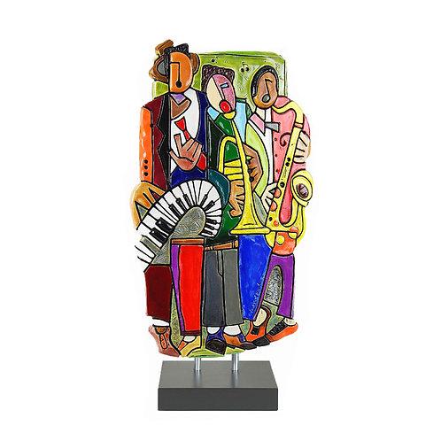 """"""" Three Man Band""""- $800"""