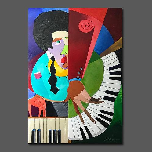 """ Piano Man """