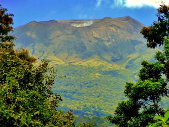 Ricon de la Vieja Volcano View