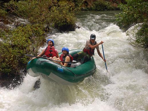 Tenorio Rafting From Tamarindo