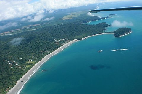 Liberia Airport Shuttle to Manuel Antonio Costa Rica