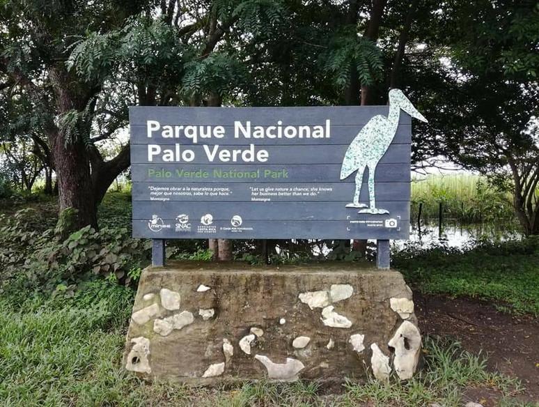 National Park Guanacas Nature Tours Palo