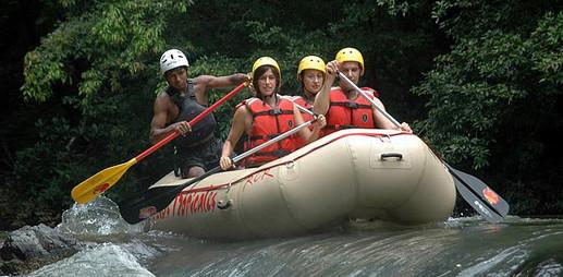 Tenorio Rafting Day Tour