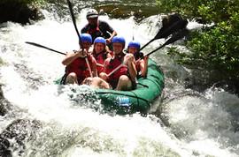 Tenorio Rafting Tour