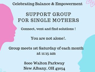 Celebrating Balance & Empowerment Single Mom Group