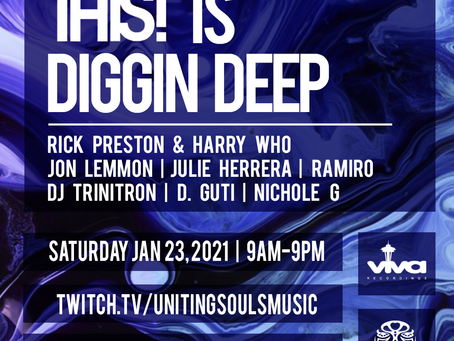 Viva Recordings + Uniting Souls Presents.. This! Is Diggin Deep