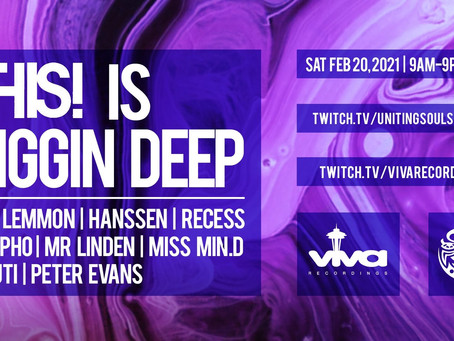 VIVA & USM Team up for another amazing Livestream on Twitch.tv!