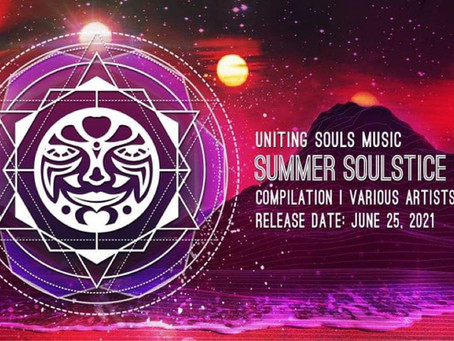 Out Now!!! Uniting Souls Summer Soulstice Compilation on Beatport!