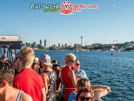 Aquafunk Tickets For You - Limited Quantity Available!