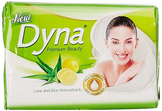 Dyna Soap, Lime And Aloe piece 1